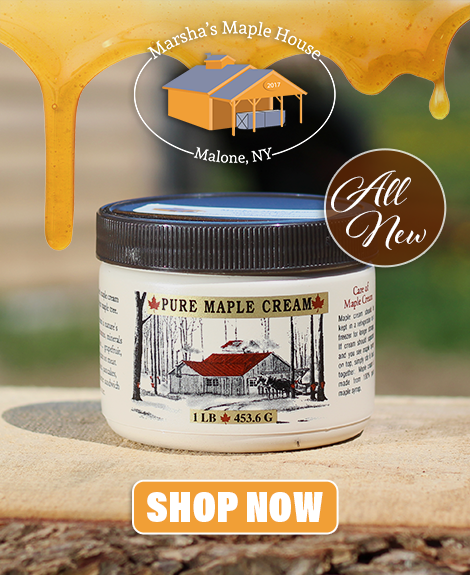 SHOP MARTHA'S MAPLE CREAM_NEW MAPLE PRODUCT